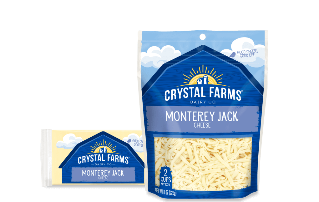 Jack_Crystal Farms Monterey Jack Cheese