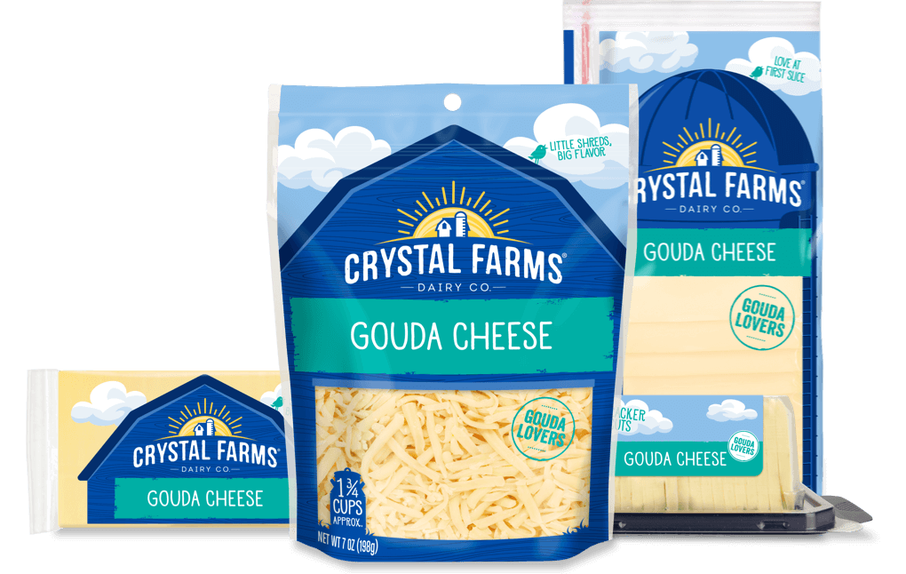 Speciality_Crystal Farms Gouda Cheese