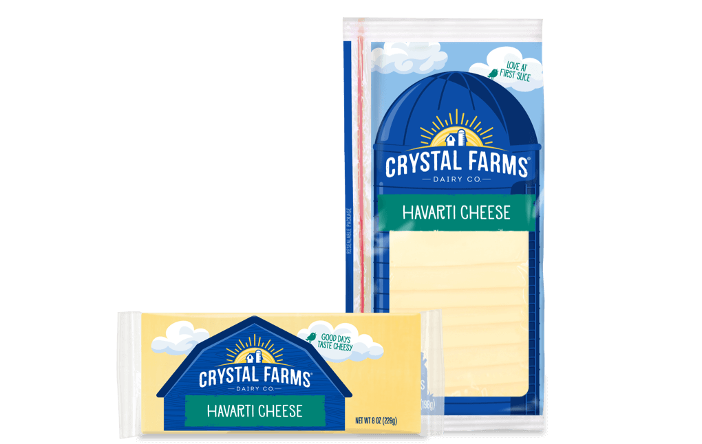 Speciality_Crystal Farms Havarti Cheese